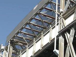Maltempo Napoli, danneggiato lo stadio San Paolo, ristruttur