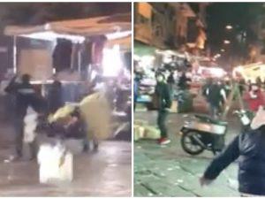 Napoli, babygang contro la polizia, il questore Giuliano: 'E