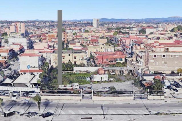 """Ripetitore 5G a Napoli Est, blitz dei vigili: """"Abusi edilizi"""