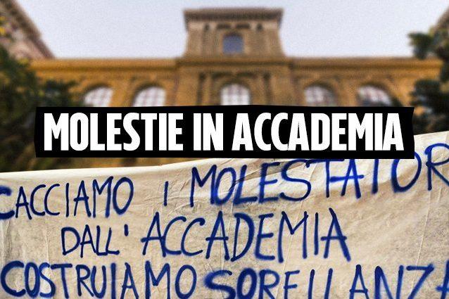 """Molestie sessuali, l'Accademia difende il prof dimesso: """"Per"""