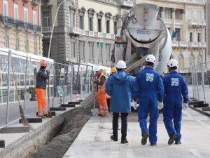 Lungomare Napoli, partono i cantieri tra viale Dohrn e piazz