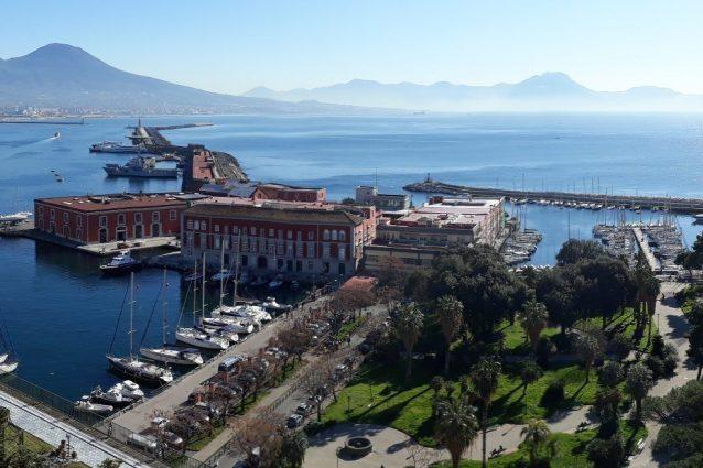 Palazzo Reale, la vista più bella di Napoli dal Torrino di B