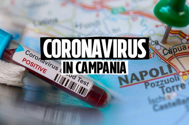 """Coronavirus in Campania, aumentano i contagi. De Luca: """"Così non ..."""