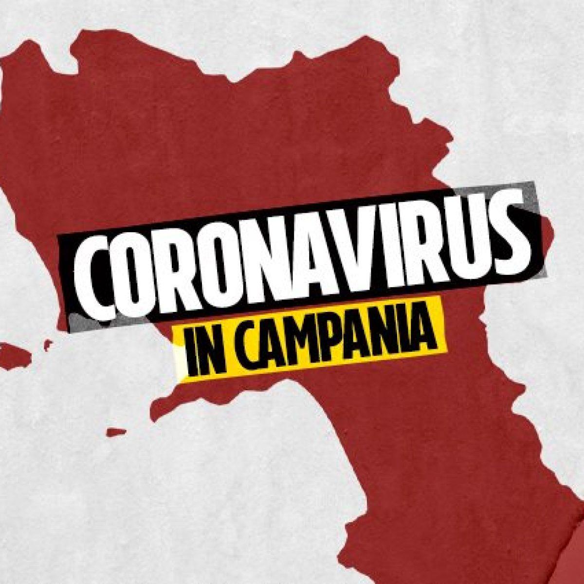 Coronavirus Campania La Situazione Sui Contagi