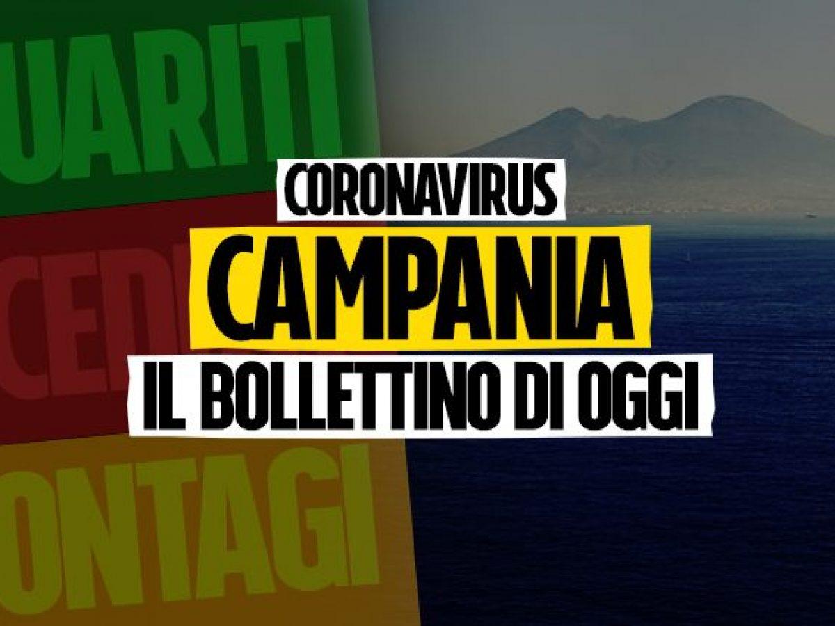 Coronavirus Campania Contagi E Morti Oggi 3 Settembre Bollettino Ufficiale