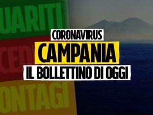 Coronavirus in Campania, ultimi dati: su 2.297 tamponi 151 s