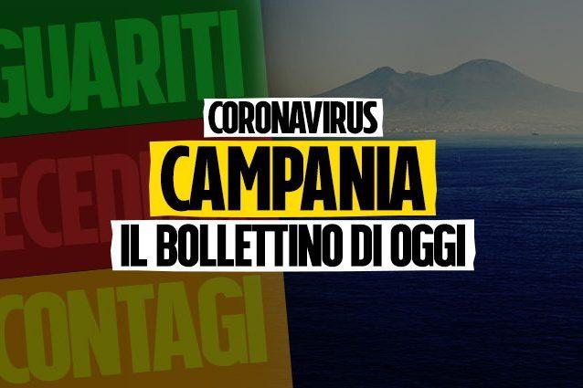 Coronavirus in Campania, ultimi dati: su 1.605 tamponi 132 s