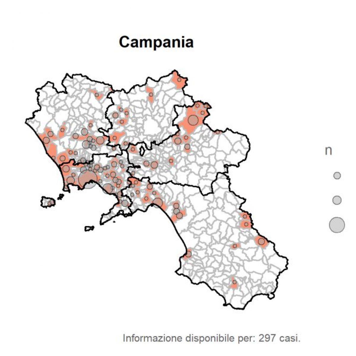 In Campania Contagiati Dal Coronavirus Piu 20enni Che 70enni