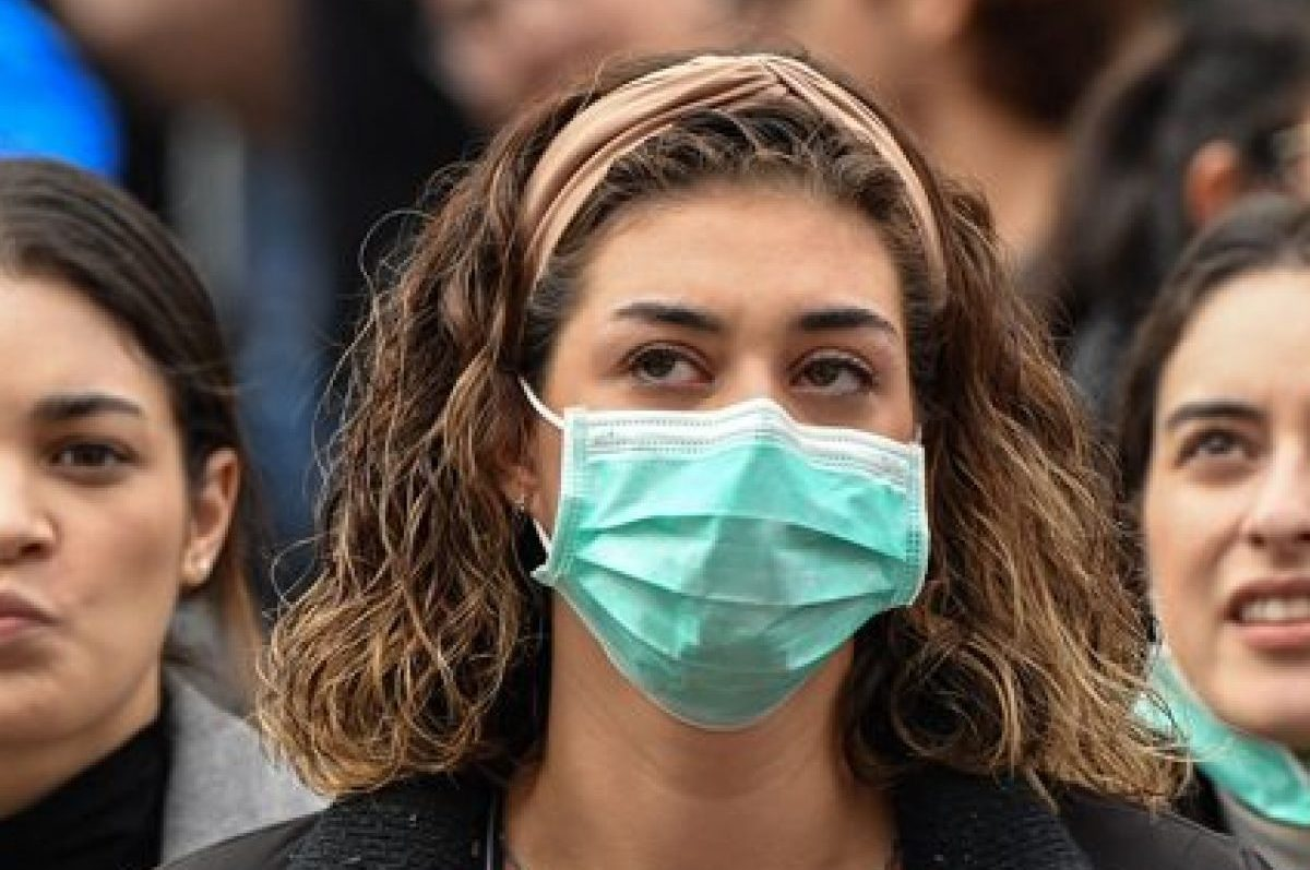 Coronavirus Sant'Antonio Abate, mascherina obbligatoria all'aperto ...