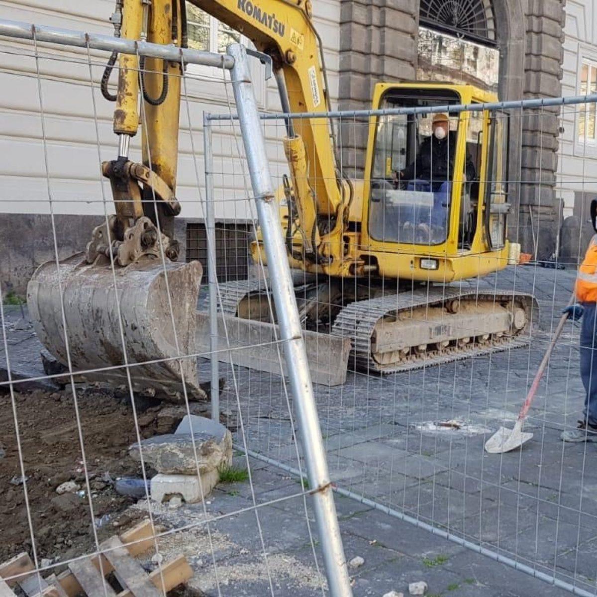 Imprese Di Costruzioni Campania cantieri, de luca gela i costruttori: si riparte dopo il 3