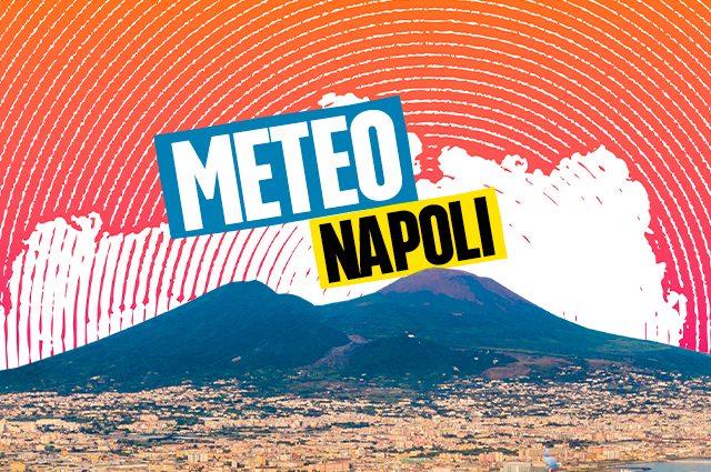 Meteo Napoli e Campania, pioggia e temperature in calo nel fine ...