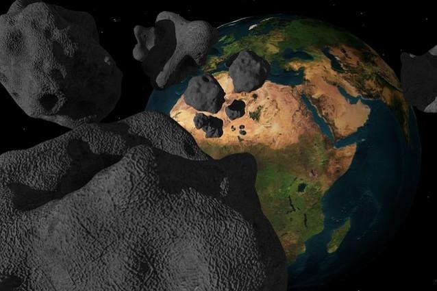 Asteroide in vista, sfiorerà la Terra il 26 gennaio