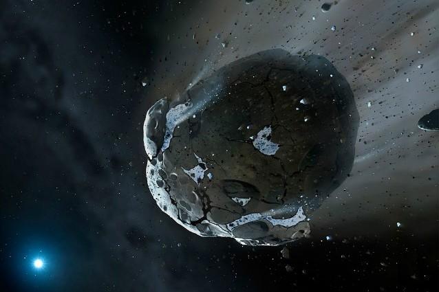Attenzione, asteroide in arrivo