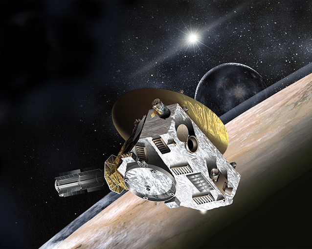 Plutone e Caronte in foto: mai così vicini al pianeta misterioso