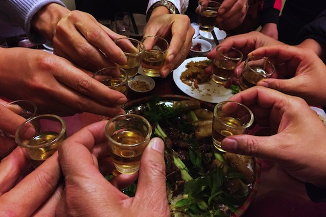 Gli effetti dell'alcol sul nostro cervello