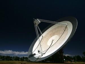 Osservatorio di Parkes in Australia.