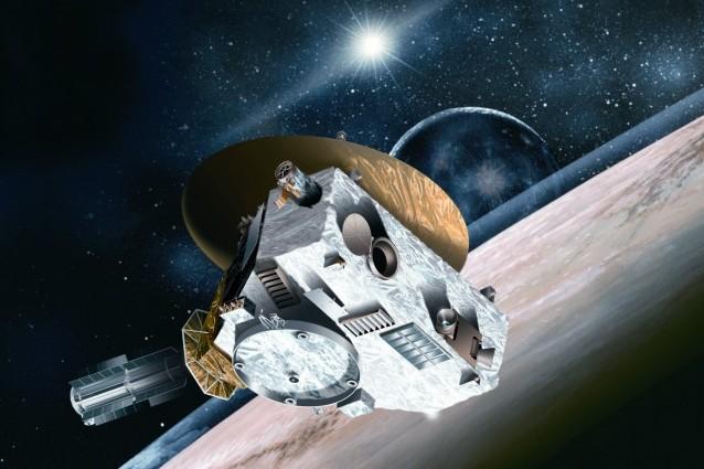 La sonda New Horizons è pronta ad incontrare Plutone
