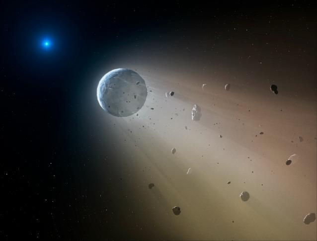 Risultati immagini per stella e pianeta