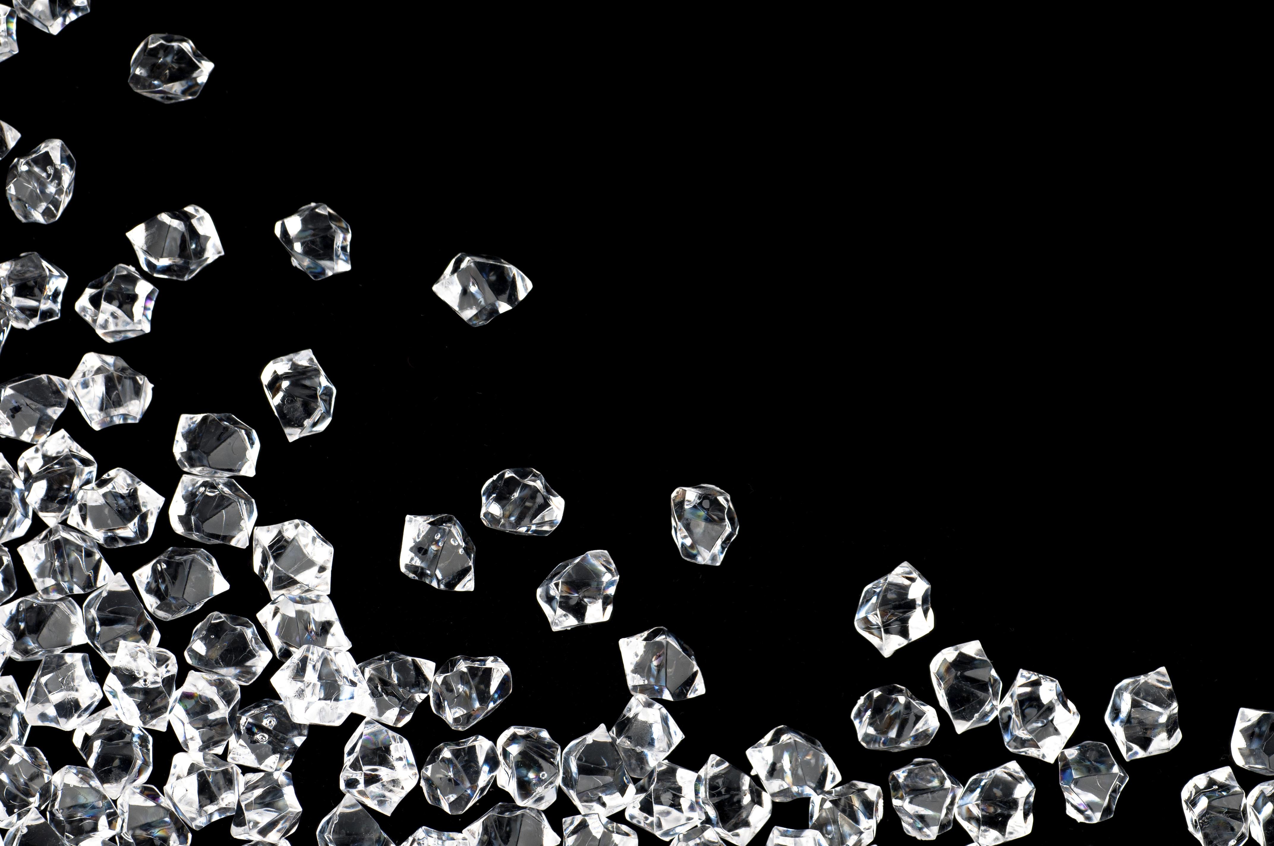 I diamanti sono meno rari di quanto si pensa