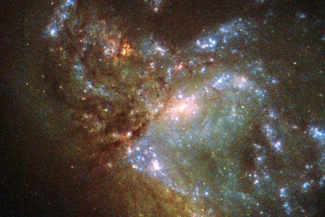 Image credit: ESA/Hubble and NASA, Acknowledgement: Judy Schmidt