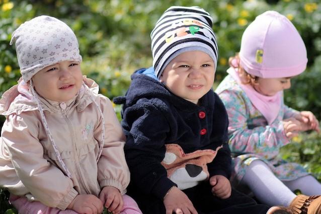 Già a 11 mesi i cervelli dei bambini bilingue sono più attivi