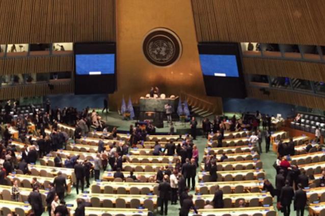 COP21: firmato l'Accordo di Parigi per salvare il nostro futuro
