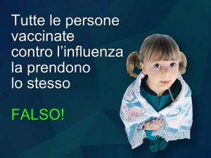 Le dieci bufale sui vaccini smentite dai pediatri italiani