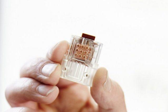 L'USB che diagnostica l'HIV in 30 minuti e monitora la malattia