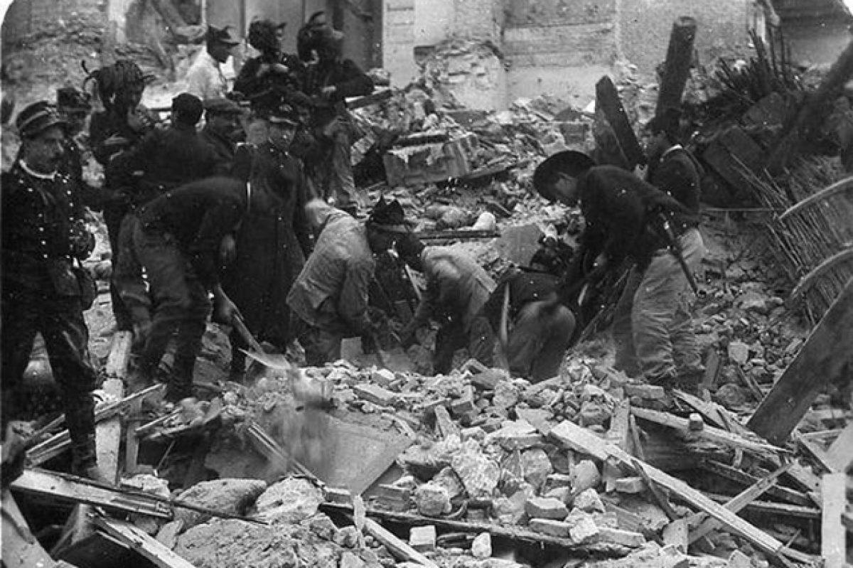 """Risultato immagini per terremoto di messina"""""""