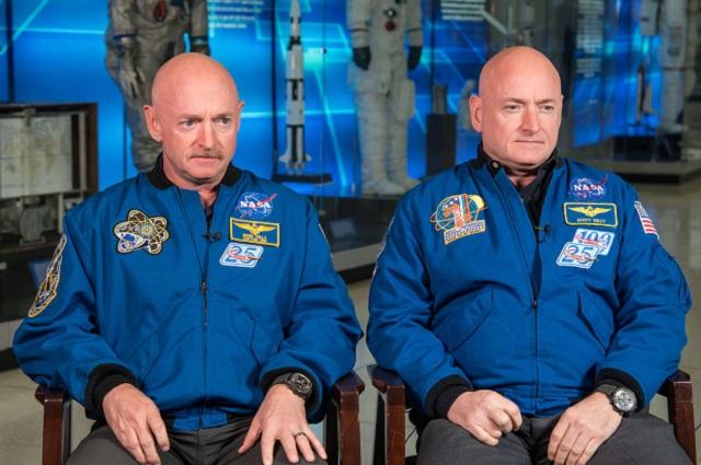 Il volo spaziale ha cambiato il DNA degli astronauti gemelli: non sono più identici