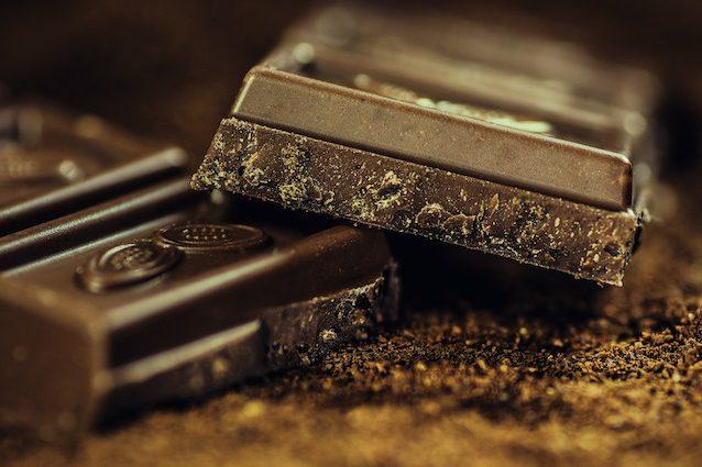 Cioccolato nero: un toccasana