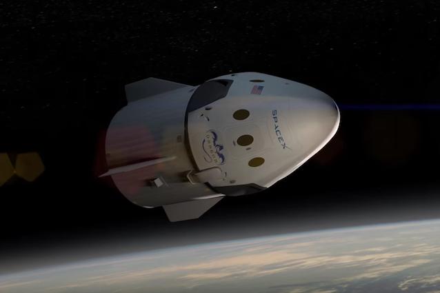 I primi due turisti spaziali viaggeranno intorno alla Luna nel 2018: parola di SpaceX