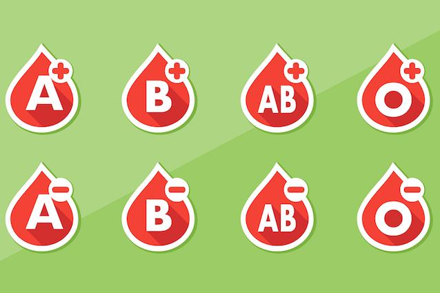 La disfunzione erettile è anche una questione di gruppo sanguigno: e tu quale sei?