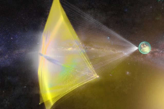 Ci vogliono 70 anni di viaggio per raggiungere una stella: perché non siamo ancora partiti?