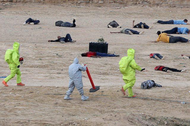 Come si muore sotto un bombardamento chimico e quali sono le armi tossiche più pericolose