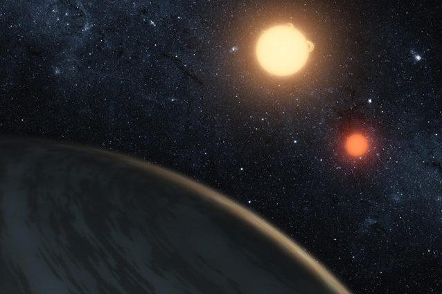 I pianeti con due soli come Tatooine di Star Wars possono ospitare la vita