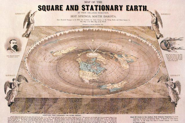 """Studio parla di Terra piatta? Quanta malafede in chi confonde """"piatto"""" con """"pianeggiante"""""""
