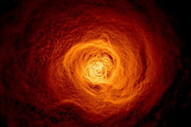 Scoperta un'immensa onda di gas rovente nello spazio: è più estesa della Via Lattea