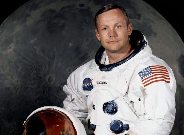 Neil Armstrong: foto di NASA