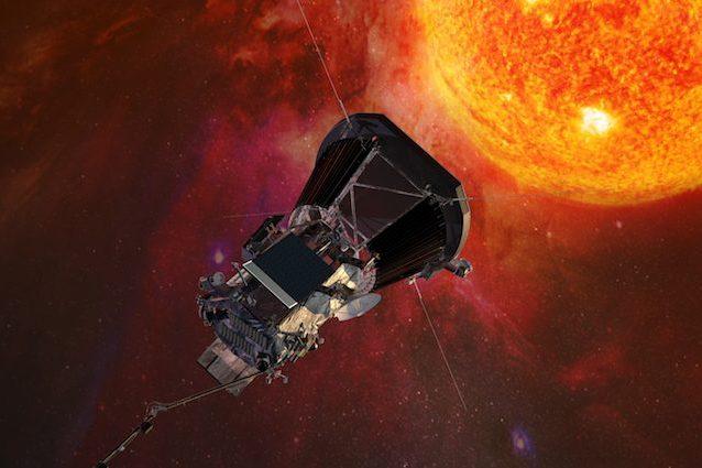 IL 31 luglio 2018 parte Parker Solar Probe alla conquista del Sole