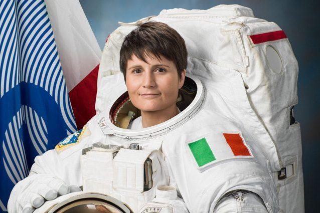Samantha Cristoforetti: foto di NASA