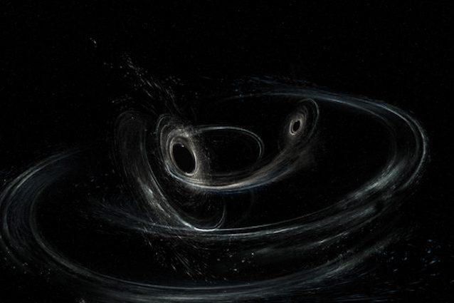 Onde gravitazionali rivelano buchi neri mai visti