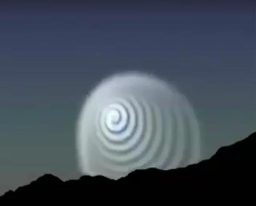 Ufo a spirale e portali dimensionali, quando realtà e fiction si confondono