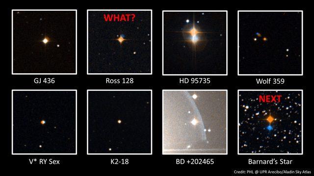credit: UPR Osservatorio di Arecibo/Aladin Sky Atlas