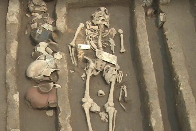 Chi erano i 'giganti' cinesi che vissero 5 mila anni fa