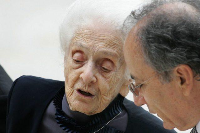 Cheratite neurotrofica, sì al collirio da 'Nobel' nato dagli studi di Rita Levi Montalcini
