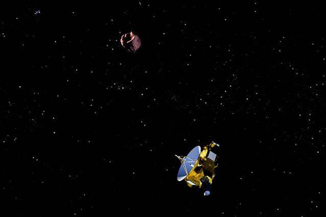 La NASA punta il misterioso 2014 MU69: sarà raggiunto da New Horizons il 1° gennaio 2019
