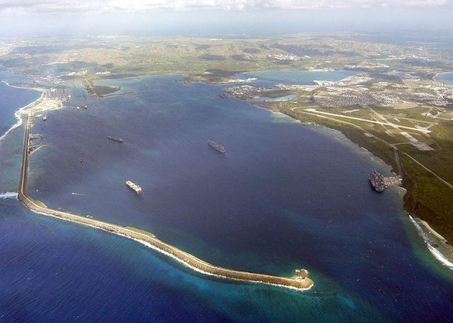Apra Harbor – Foto da Wikipedia