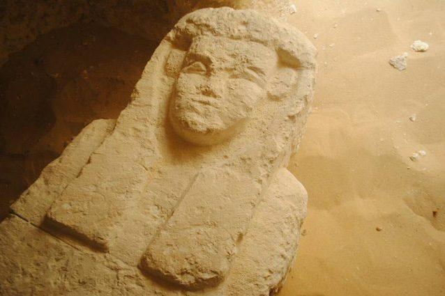Hanno 2000 anni le tre tombe scoperte in Egitto e sono diverse dal solito