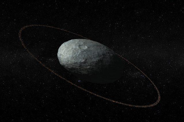 Haumea, il pianeta nano con l'anello, sorprende gli astronomi: la scoperta italiana